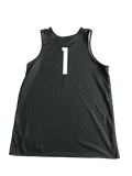 Javon Bess Michigan State Reversible Practice Jersey (Size L)