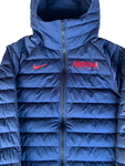 Chase Jeter Arizona Basketball Nike Player Exclusive Jacket (Size XL)