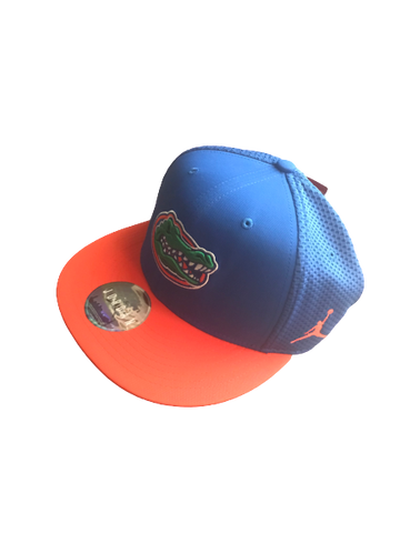 Jalen Hudson Florida Team Issued Jordan Hat