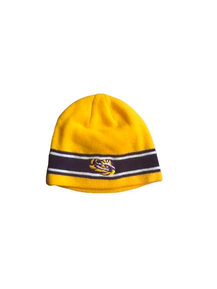 Josh Gray LSU Winter Hat