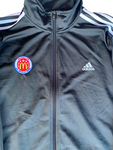 Chase Jeter 2015 McDonald's All-American Game Zip-Up Jacket (Size XLT)