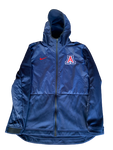 Chase Jeter Arizona Nike Team Travel Zip-Up Jacket (Size XL)