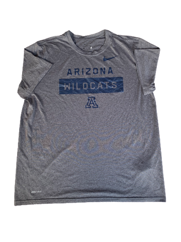 Chase Jeter Arizona Wildcats Nike T-Shirt (Size XL)