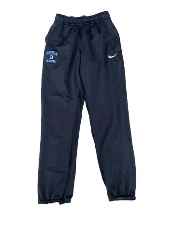 Imani Dorsey Duke Soccer Team Issued Sweatpants (Size S)