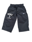 Imani Dorsey Duke Soccer Team Issued Workout Shorts (Size S)