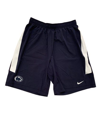 Tom Pancoast Penn State Team Issued Workout Shorts (Size XL)