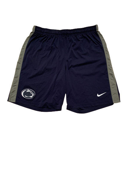 Tom Pancoast Penn State Team Issued Workout Shorts (Size XXL)