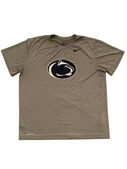 Tom Pancoast Penn State Team Issued Workout Shirt (Size XL)