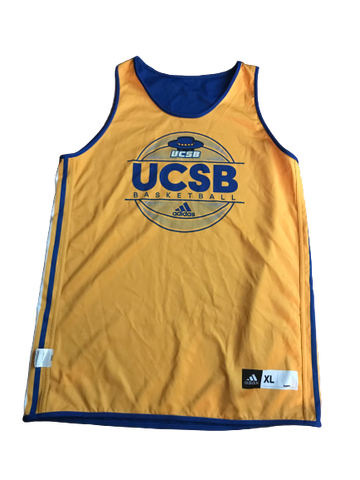 Armond Davis UCSB Basketball Reversible Practice Jersey (Size XL)