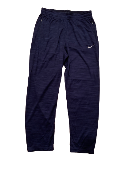 Tom Pancoast Penn State Team Issued Travel Sweatpants (Size XLT)