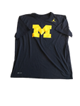 Shea Patterson Michigan Team Issued Jordan T-Shirt (Size L)