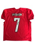 Shea Patterson Michigan Signed 2020 Senior Bowl Practice Jersey