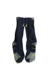 Shea Patterson Michigan Team Issued Jordan Socks (Size XL)