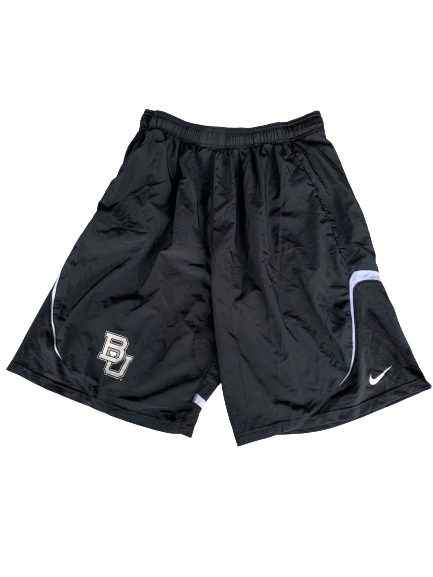 Makai Mason Baylor Nike Workout Shorts (Size XL)