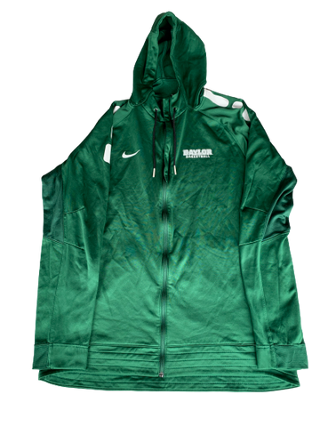 Makai Mason Baylor Basketball Team Issued Travel Set (Jacket + Pants)