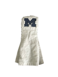 Tyrone Wheatley Jr. Michigan Team Issued Football Towel