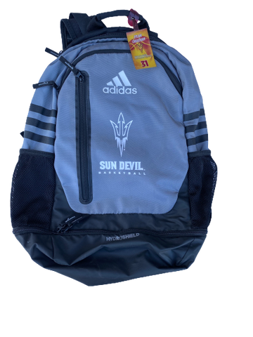 Zylan Cheatham Arizona State Team Issued Backpack with Travel Tag