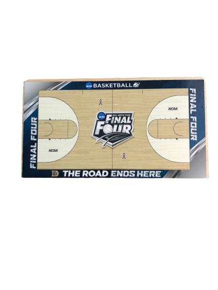 2014 Final Four Floor Board Plaque