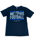 Kedarian Jones Memphis Football Gildan T-Shirt (Size M)