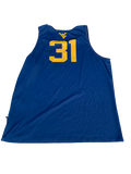 Logan Routt West Virginia Basketball Reversible Practice Jersey (Size XXL)