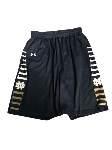 Rex Pflueger Notre Dame Team Issued Practice Shorts (Size L)