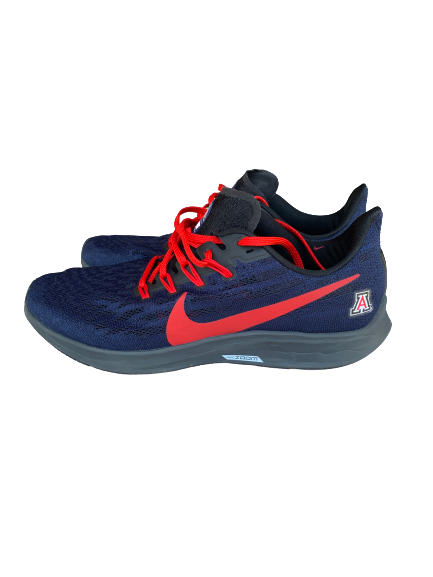 Malcolm Holland Arizona Wildcats Nike Air Zoom Pegasus 36 Running Sneakers (Size 10.5)
