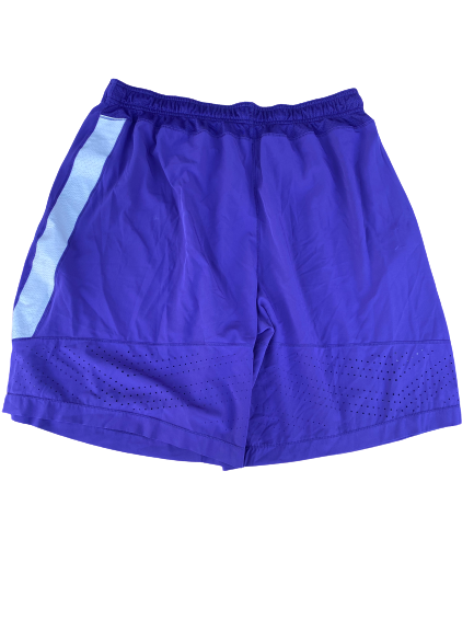 Desmond Bane TCU Team Issued Workout Shorts (Size XXXL)