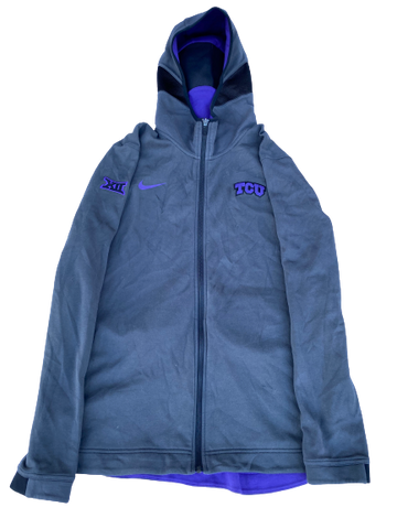 Desmond Bane TCU Team Exclusive Full-Zip Jacket (Size XL)