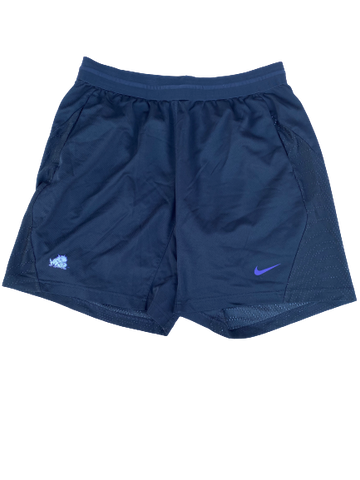 Desmond Bane TCU Team Issued Workout Shorts (Size L)