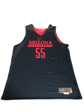 Jake DesJardins Arizona Basketball Reversible Practice Jersey (Size XL)