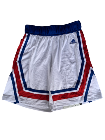 Tyshawn Taylor Kansas Basketball Team-Issued Shorts (Size L)