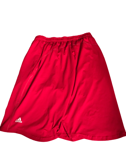 Jordan Nwora Louisville Workout Shorts (Size XL)