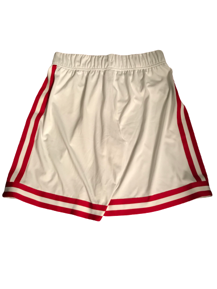 Jordan Nwora Louisville Basketball Game Worn Shorts (Size XL)