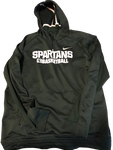 Kyle Ahrens Michigan State NIKE Hoodie (Size XLT)