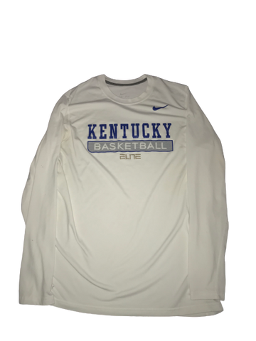 Kentucky Basketball NIKE Long Sleeve