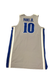 Mike Parks Jr. Game Worn Grey Jersey