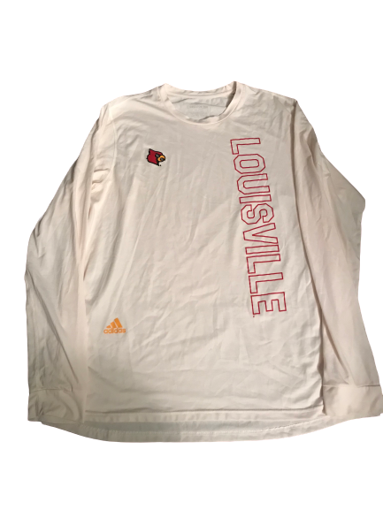 Jordan Nwora Louisville Long Sleeve (Size XL)