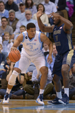 Kennedy Meeks UNC Basketball Throwback Game-Worn Jersey (2/21/2015)