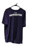 Lot of (3) A.J. Turner Northwestern Under Armour T-Shirts & Tank (Size L)