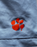J.C. Chalk Clemson Football Team Issued Workout Shorts with Number (Size XL)