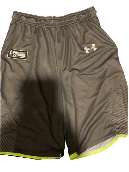 Charles Matthews 2019 NBA Combine Player Exclusive Shorts (Size M)