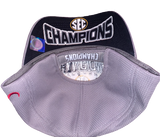 "Dallas Warmack Alabama ""2015 SEC Champions"" Official Locker Room Hat"