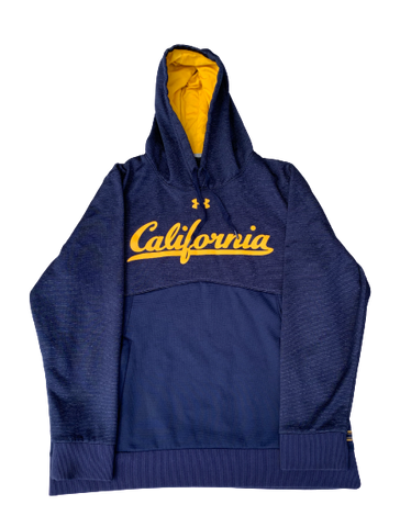 Bailee Huizenga California Under Armour Sweatshirt (Women's Size L)