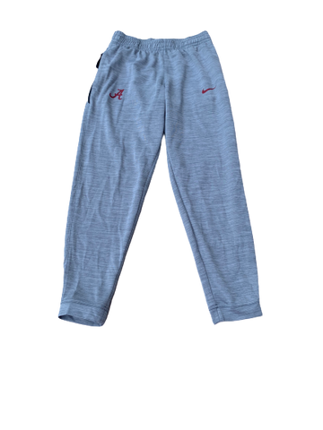James Bolden Alabama Basketball Team Travel Pants (Size M)