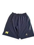 Zak Irvin Michigan Basketball Practice Shorts