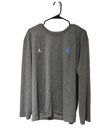UNC Jordan Long Sleeve Shirt