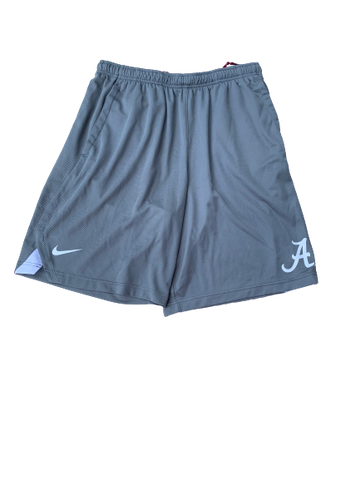 James Bolden Alabama Basketball Workout Shorts (Size L)