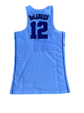 Javin DeLaurier Duke Basketball 2017-2018 Season Game-Worn Jersey (Size 46 +4 Length)(Photo matched)