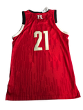 "#21 Rutgers Player Exclusive Official ""Celebrating Black Culture"" Jersey (Size XXL)"