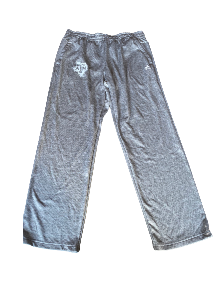 Mason Cole Texas A&M Baseball Team Issued Sweatpants (Size XLT)